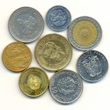 Монеты Северной и Центральной Америки
