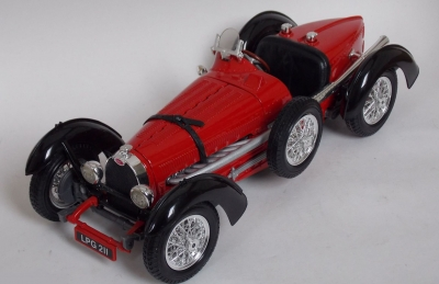 Bugatti type 59 (1934) 1/18 Bburago