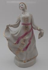Девушка с платочком Барановка
