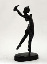 Балерина Зарема. Касли.1985 г.