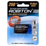 Аккумулятор Robiton крона 9V 250 mAh