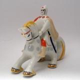 Буденовец на коне ЗХК Полонне