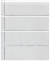 Лист для бон на 4 ячейки Grand 245x310 мм
